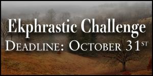 Ekphrastic Challenge: Dead to Writer's Bloc